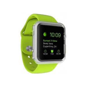 Купить Прозрачный TPU чехол G-Case 0.6mm для Apple Watch 38mm
