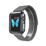 Чехол G-Case Shiny Series Grey для Apple Watch Series 1 38mm