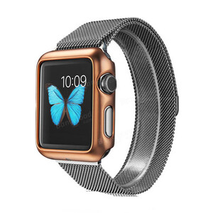 Купить Чехол G-Case Shiny Series Gold для Apple Watch Series 1 42mm