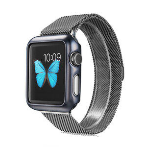 Купить Чехол G-Case Shiny Series Grey для Apple Watch Series 1 42mm