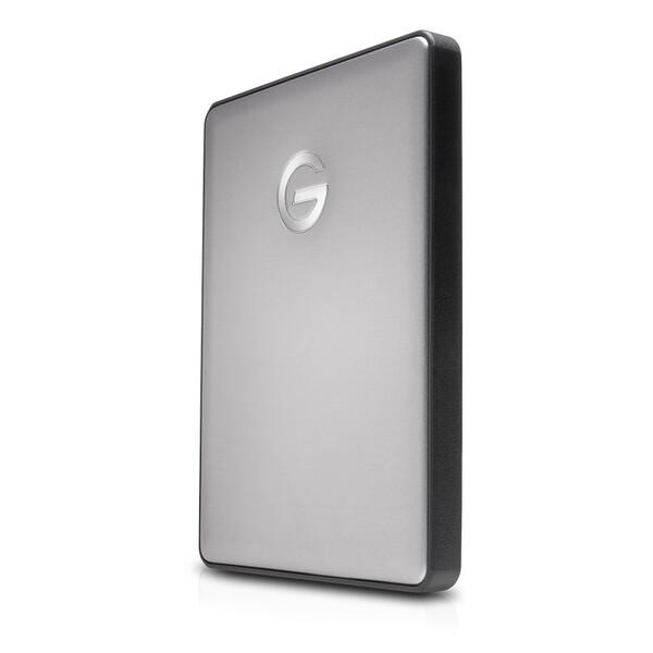 Внешний жесткий диск G-Technology G-DRIVE Mobile USB-C 2TB Space Gray