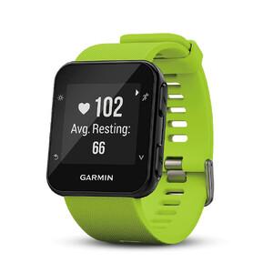 Купить Беговые часы Garmin Forerunner 35 Limelight