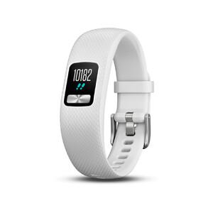 Купить Фитнес-браслет Garmin Vivofit 4 Small/Medium White