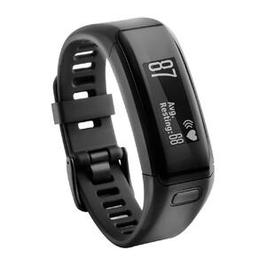 Купить Фитнес-браслет Garmin Vivosmart HR Black