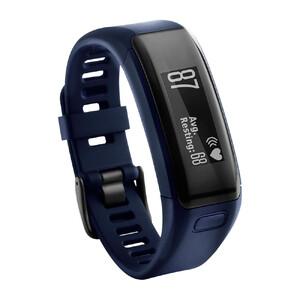 Купить Фитнес-браслет Garmin Vivosmart HR Blue
