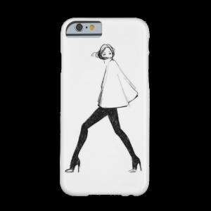Чехол BartCase Girl для iPhone