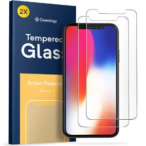Купить Защитное стекло Caseology HD Ultra Clear для iPhone X/XS