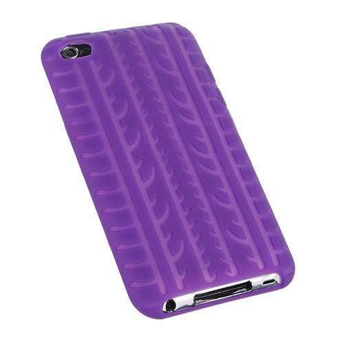 Фиолетовый чехол oneLounge GOODYEAR для iPod Touch 4G