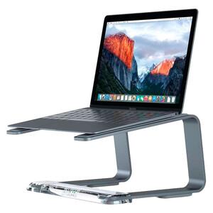 Купить Подставка Griffin Elevator Space Grey для Macbook