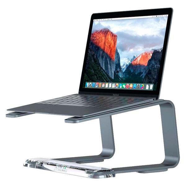 Подставка Griffin Elevator Space Grey для MacBook