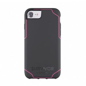 Купить Защитный чехол Griffin Survivor Journey Pink/Grey для iPhone 8/7/6s/6