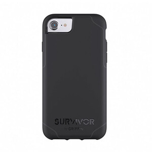 Купить Защитный чехол Griffin Survivor Journey Black/Dark Grey для iPhone 7/6s/6
