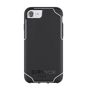 Купить Защитный чехол Griffin Survivor Journey Black/White для iPhone 8/7/6s/6