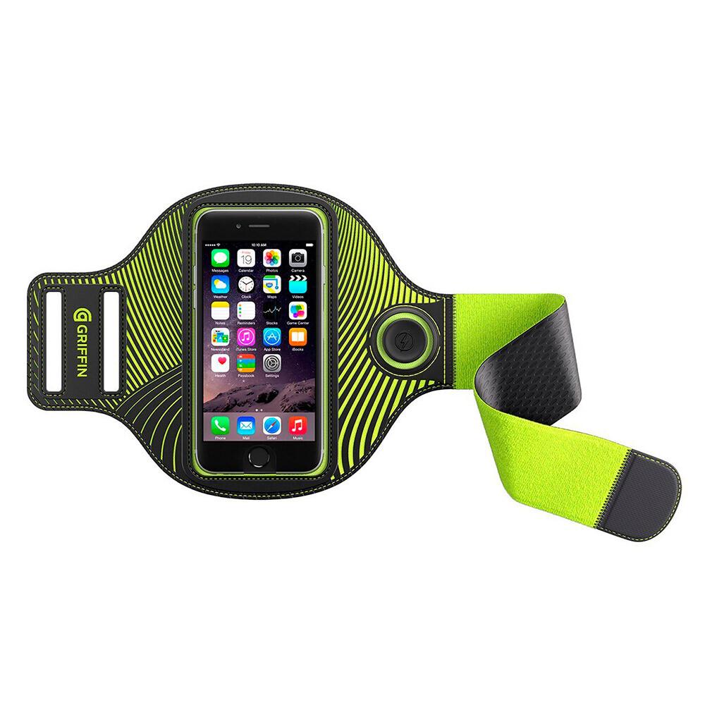 Спортивный чехол Griffin LightRunner Universal Armband для iPhone/смартфонов
