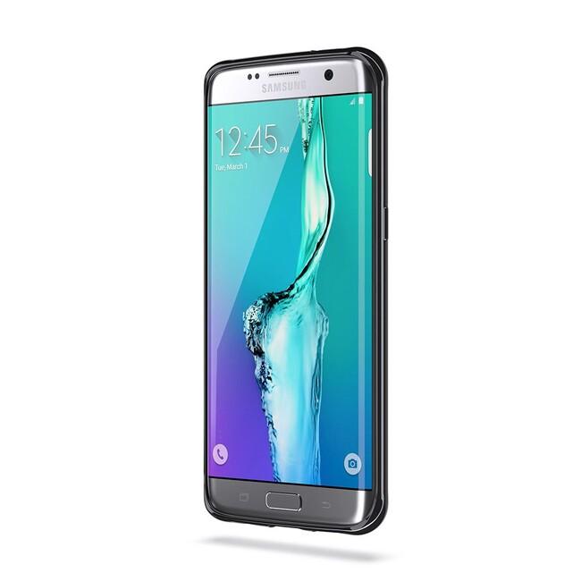 Чехол Griffin Reveal Clear/Black для Samsung Galaxy S7 edge