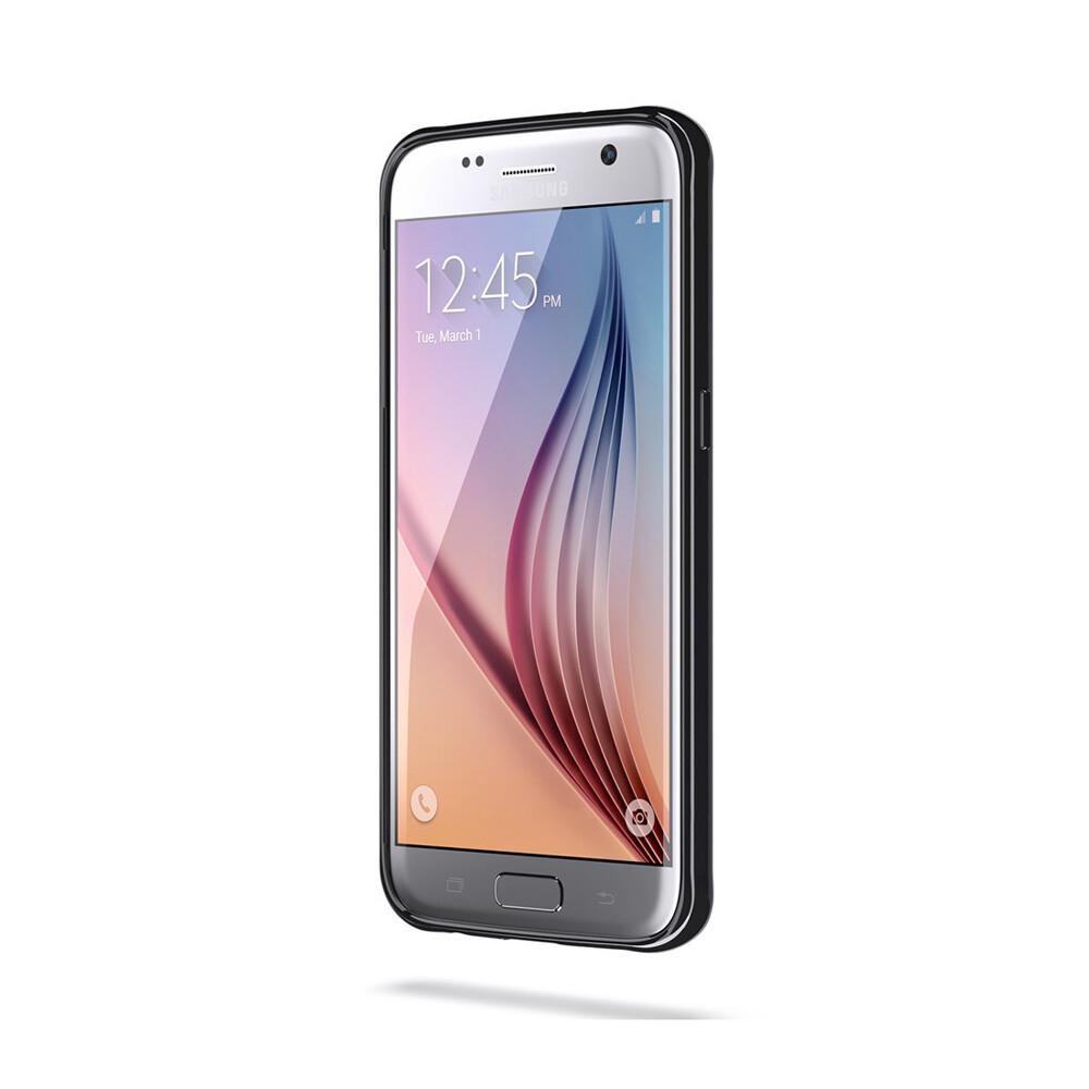 Чехол Griffin Reveal Clear/Black для Samsung Galaxy S7