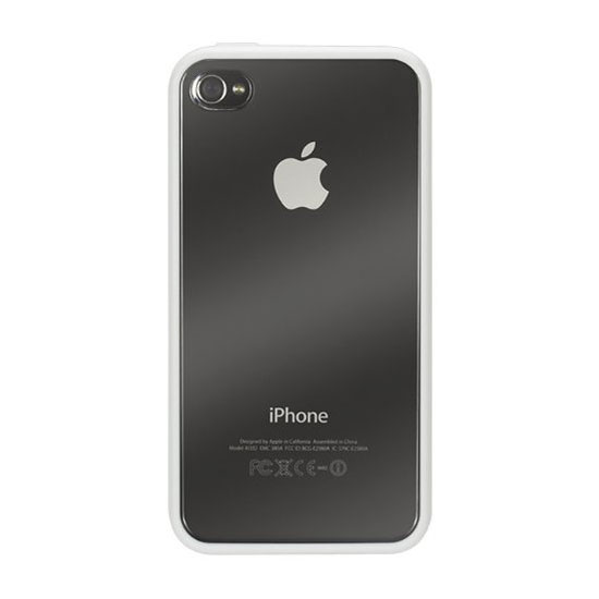 Купить Чехол Griffin Reveal White для iPhone 4 | 4s
