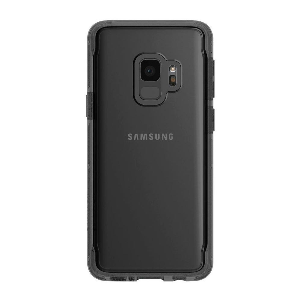 Противоударный чехол Griffin Slim Fit Smoke/Clear для Samsung Galaxy S9