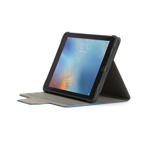 """Купить Чехол Griffin SnapBook Digital Blue для iPad Pro 9.7""""/Air 2/Air/9.7"""" (2017)"""