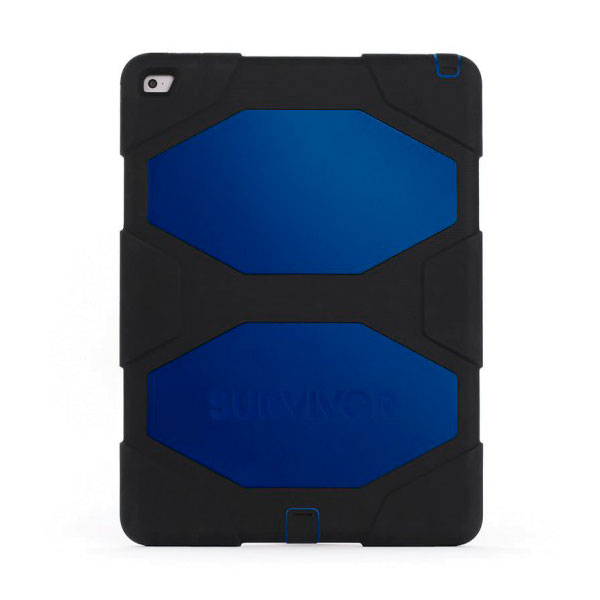 Купить Чехол Griffin Survivor All-Terrain Black | Blue для iPad Pro 12.9""