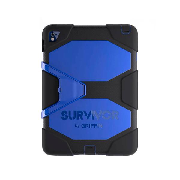 "Чехол Griffin Survivor All-Terrain Black | Blue для iPad Pro 9.7"" (2016) | Air 2"