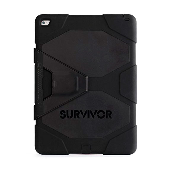 Купить Чехол Griffin Survivor All-Terrain Black | Black для iPad Pro 12.9""
