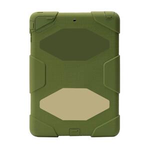 """Купить Противоударный чехол GRIFFIN Survivor All-Terrain Green/Light Green для iPad Air/9.7"""" (2017/2018)"""