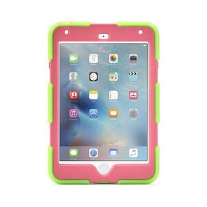 Купить Чехол Griffin Survivor All-Terrain Green/Pink для iPad mini 4