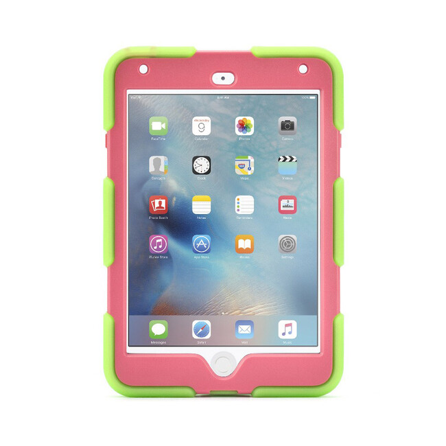 Чехол Griffin Survivor All-Terrain Green/Pink для iPad mini 4