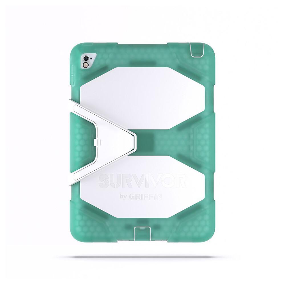 """Чехол Griffin Survivor All-Terrain Mint/White для iPad Pro 9.7"""""""