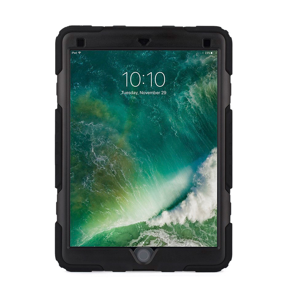 Купить Чехол Griffin Survivor All-Terrain Black | Clear для iPad Air 3 (2019) | Pro 10.5""