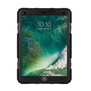 Купить Чехол Griffin Survivor All-Terrain Black/Clear для iPad Air 3/Pro 10.5""