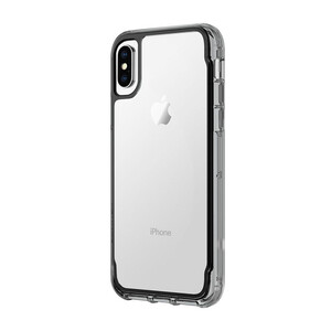 Купить Чехол Griffin Survivor Clear Black/Smoke/Clear для iPhone X/XS