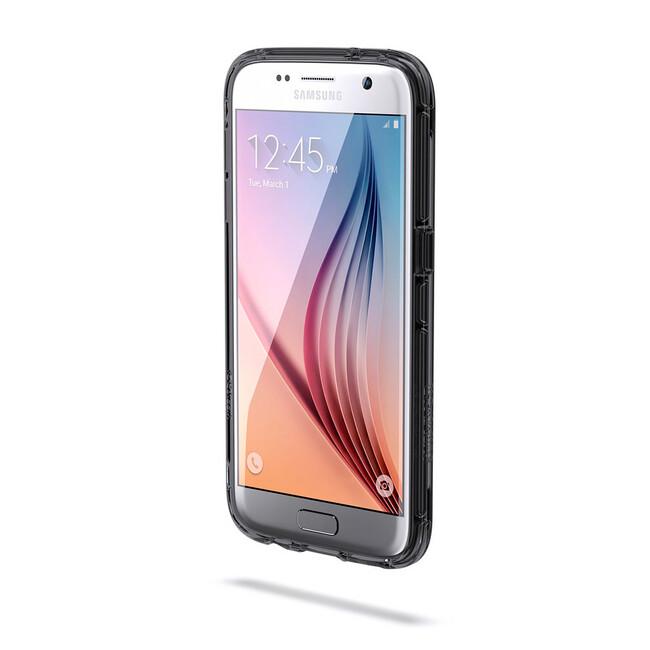Чехол Griffin Survivor Clear Clear/Black для Samsung Galaxy S7