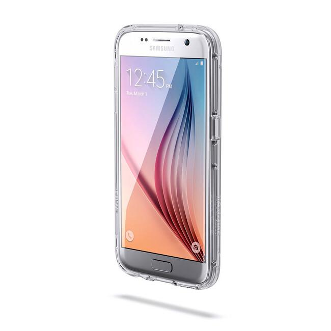 Чехол Griffin Survivor Clear Clear для Samsung Galaxy S7