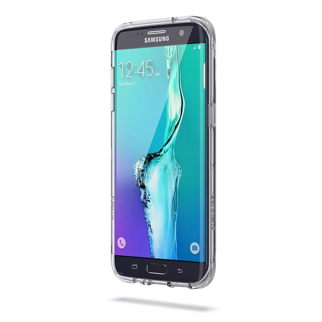 Чехол Griffin Survivor Clear Clear для Samsung Galaxy S7 edge
