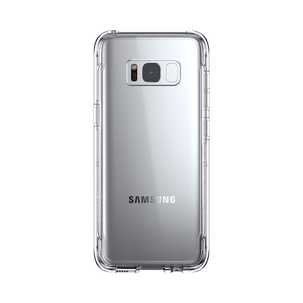 Купить Чехол Griffin Survivor Clear Clear для Samsung Galaxy S8 Plus