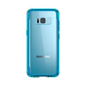 Купить Чехол Griffin Survivor Clear Coral Blue для Samsung Galaxy S8 Plus