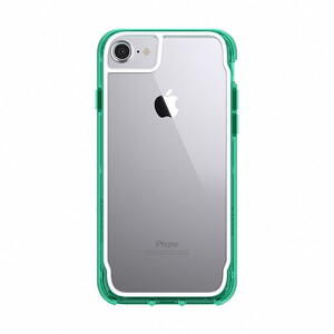 Купить Чехол Griffin Survivor Clear Green для iPhone 7/iPhone 6s/6