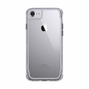 Купить Чехол Griffin Survivor Clear Space Grey для iPhone 8/7/6s/6