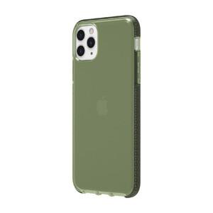 Купить Чехол Griffin Survivor Clear Green для iPhone 11 Pro
