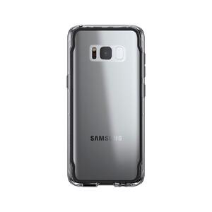 Купить Чехол Griffin Survivor Clear Smoke/Clear для Samsung Galaxy S8