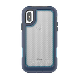 Купить Защитный чехол Griffin Survivor Extreme Blue/Light Blue для iPhone X/XS