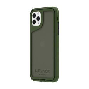 Купить Противоударный чехол Griffin Survivor Extreme Green для iPhone 11 Pro Max