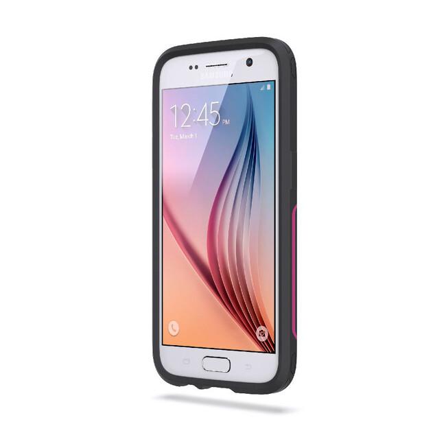 Чехол Griffin Survivor Journey Grey/Pink для Samsung Galaxy S7