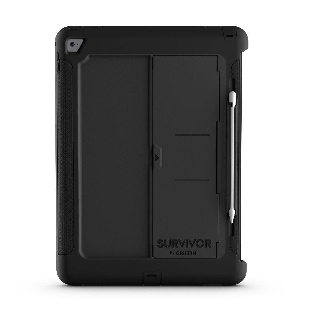 "Чехол Griffin Survivor Slim Black для iPad Pro 12.9"""