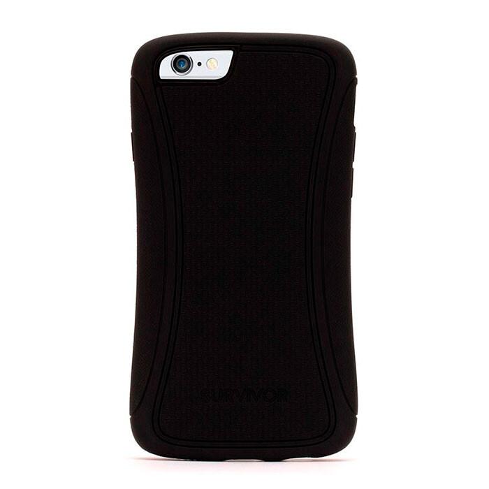 Чехол Griffin Survivor Slim Black для iPhone 6/6s