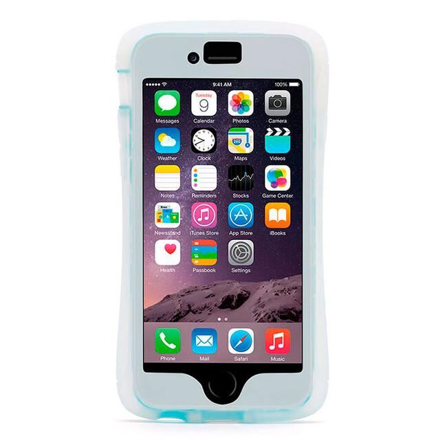 Чехол Griffin Survivor Slim Mineral Blue для iPhone 6/6s