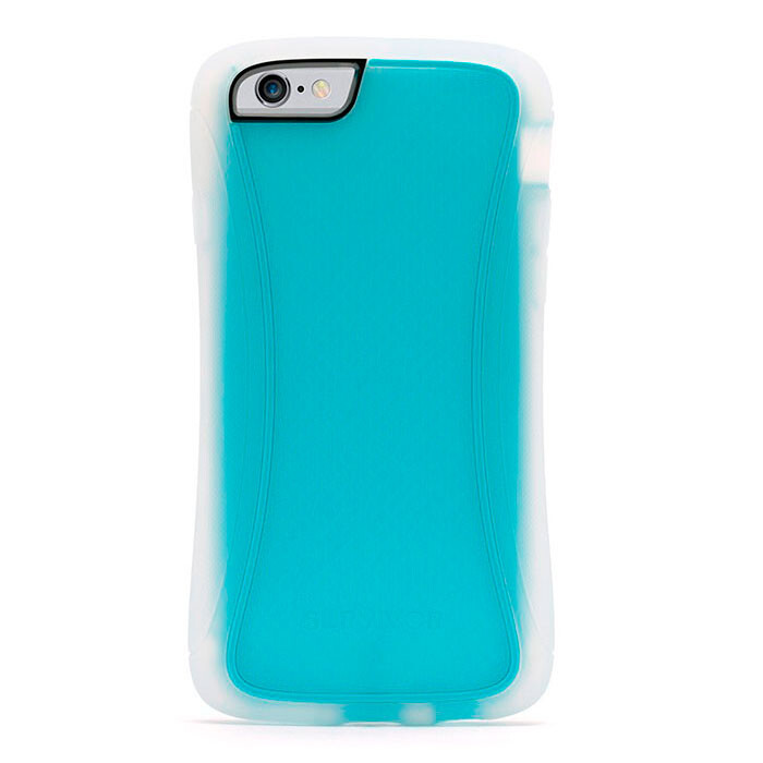 Чехол Griffin Survivor Slim Mineral Blue для iPhone 6/6s