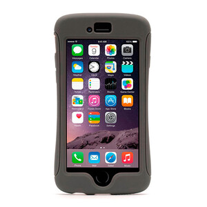 Купить Чехол Griffin Survivor Slim Grey для iPhone 6/6s